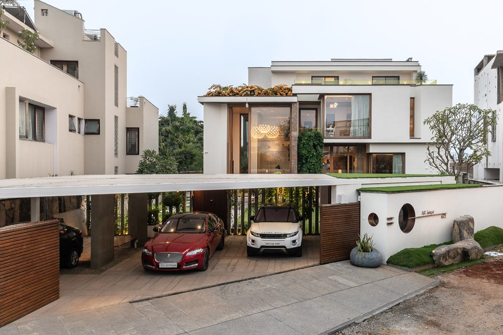 The NR House by NA Architects - sustainable architecture - india - eco-friendly