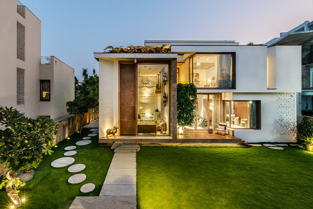 NR House by NA Architects - modern architecture - sustainable living - eco-friendly