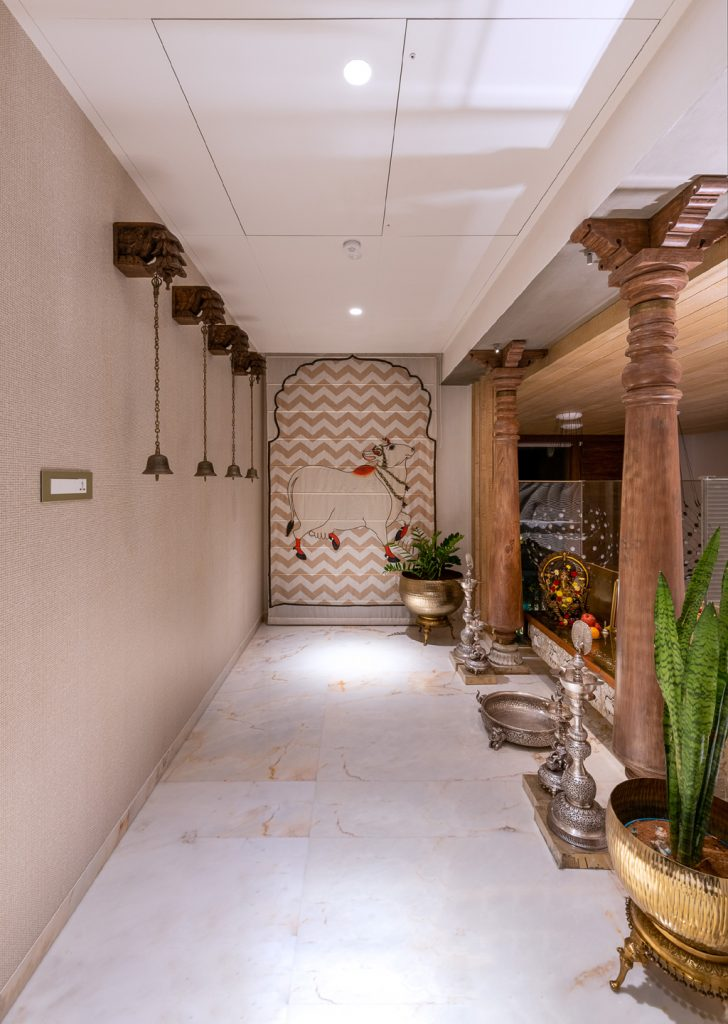 prayer space nr house india