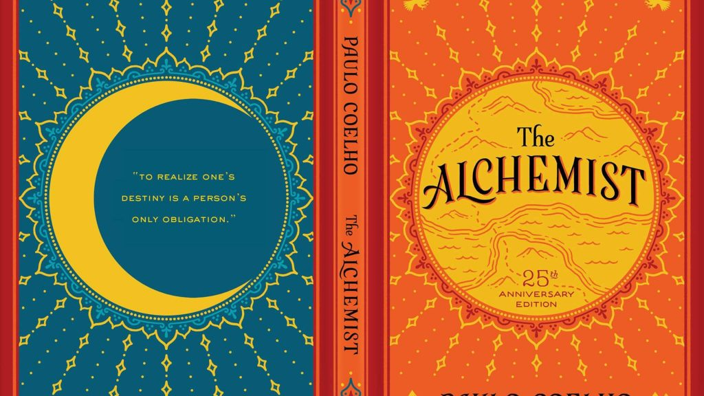 top travel books the alchemist by paulo coelho