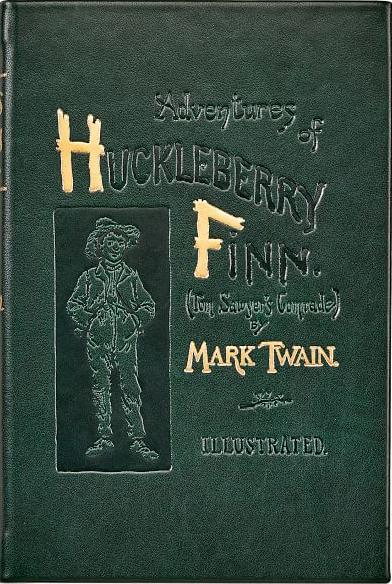 top travel books the adventures of huckleberry finn mark twain