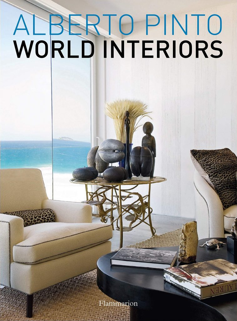 new home decor books fall 2020 - Alberto Pinto: World Interiors