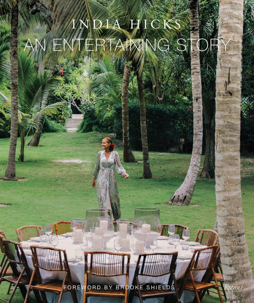 india hicks book - an entertaining story