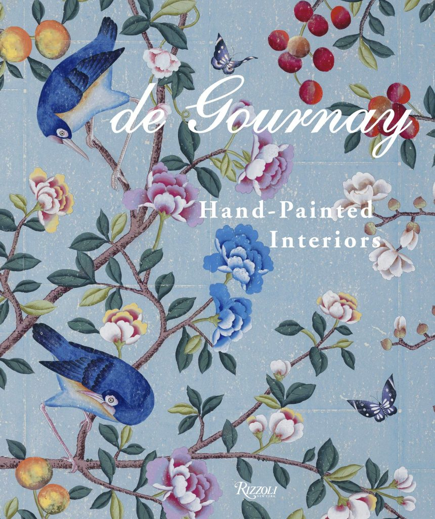 de Gournay Hand-Painted Interiors best interior design books