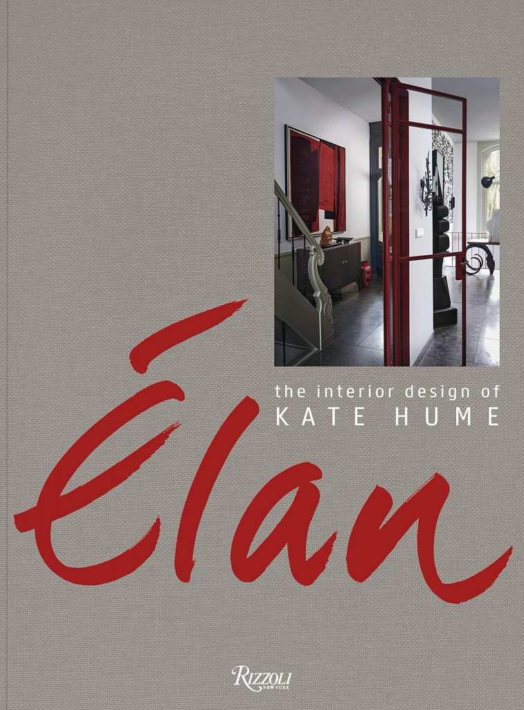 best new home decor books fall 2020 - elan - the interior design of kate hume