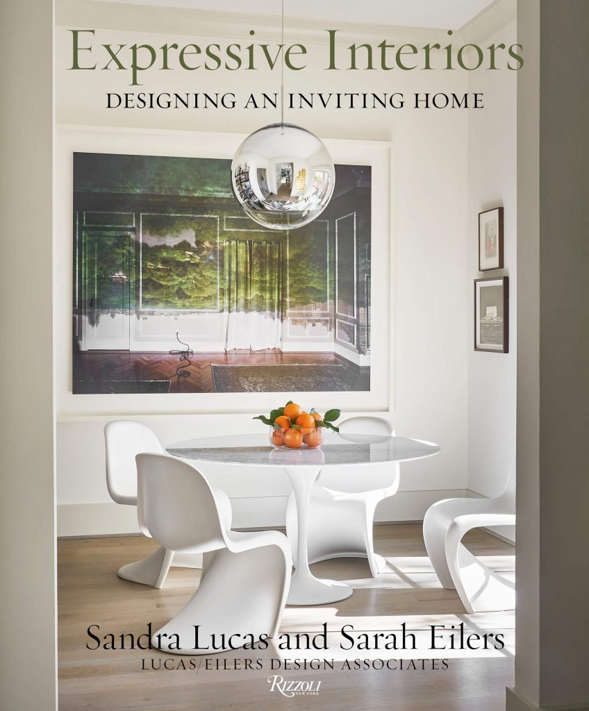expressive interiors - designing an inviting home by lucas eilers design - home decor books fall 2020