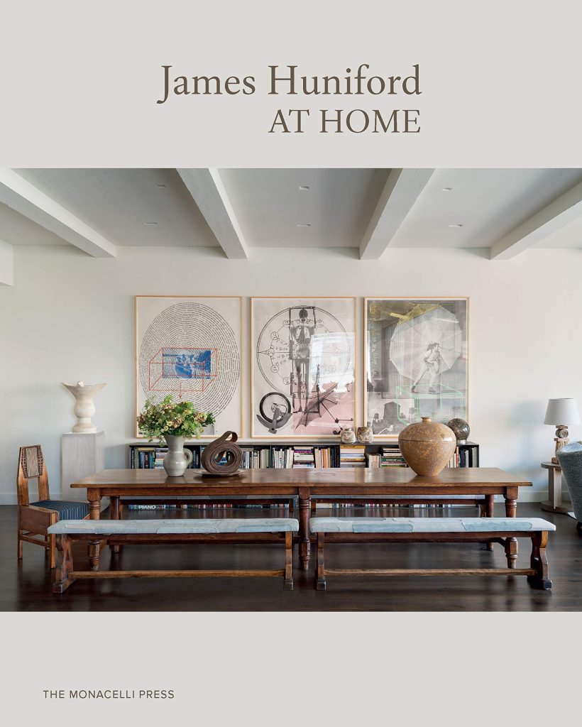 james huniford at home - interior design books