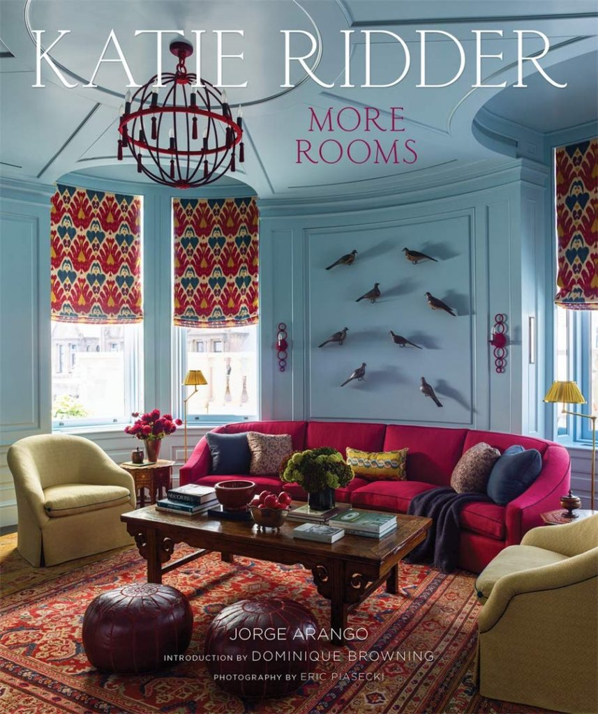 katie ridder more rooms interior design book