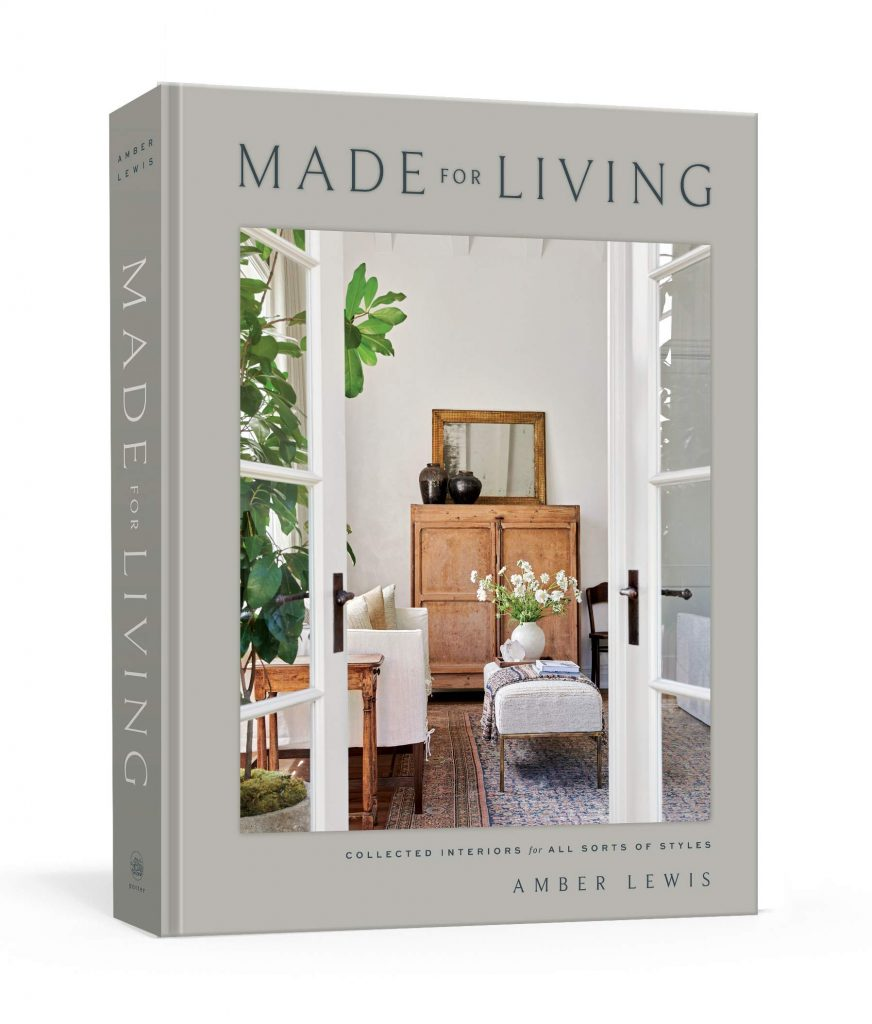 best new home decor books fall 2020 - Made for Living: Collected Interiors for All Sorts of Styles
