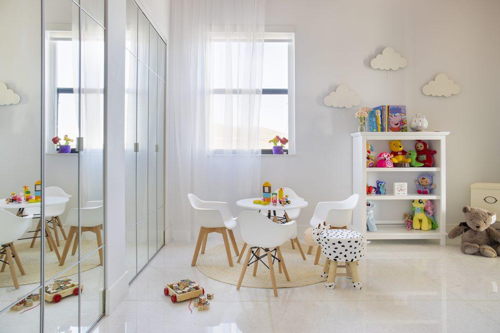 Playroom design by Maite Granda