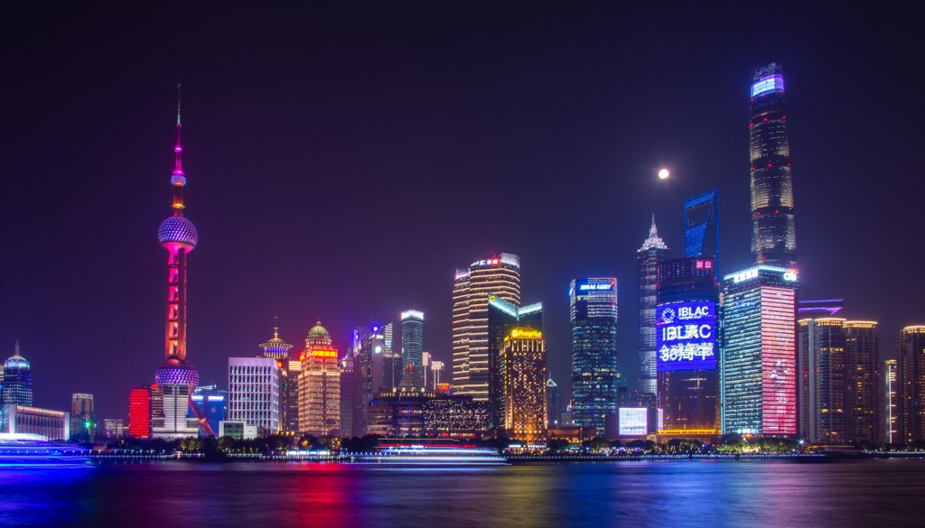 Waterfront views from the Bund, Shanghai, China, Photo by Adli Wahid - most luxurious cities in the world