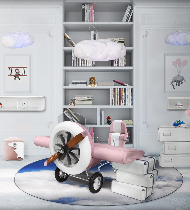 Sky Desk by Circu Magical Furniture