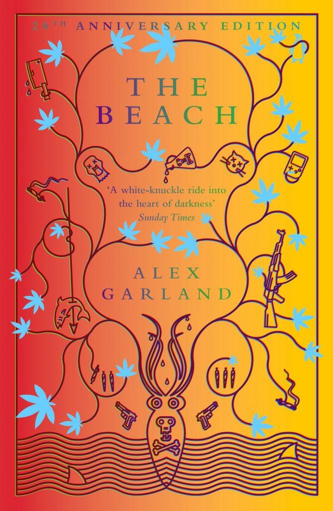 top travel books the beach by alex garland