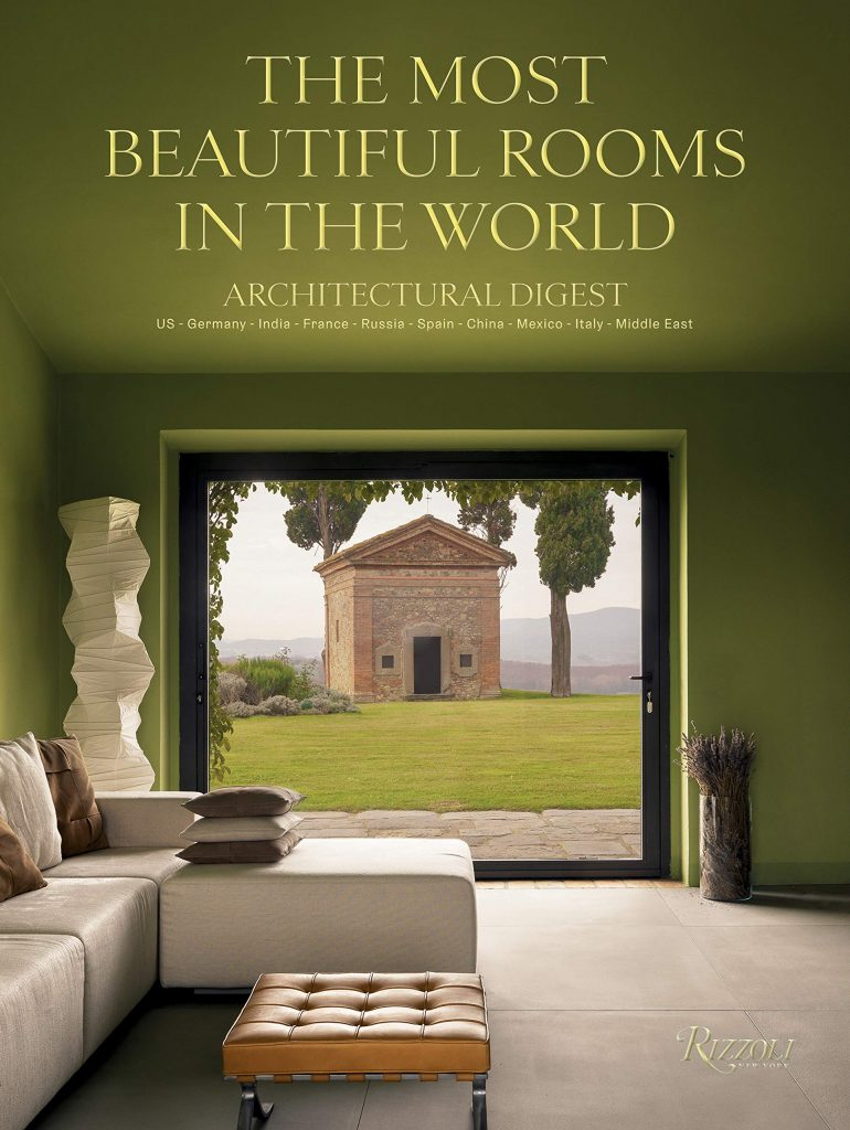 best new home decor books fall 2020 - Architectural Digest - The Most Beautiful Rooms in the World