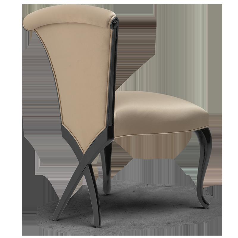 eureka chair by christopher guy first chris-cross chris-x chair