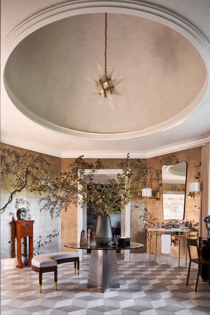 Master Bath & Closet by Doniphan Moore Interiors