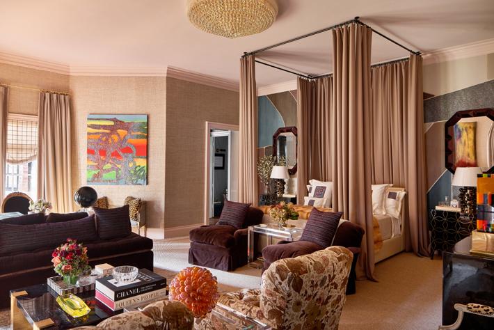 Master Bedroom by Kirsten Kelli, LLC. kips bay decorator show house dallas 2020