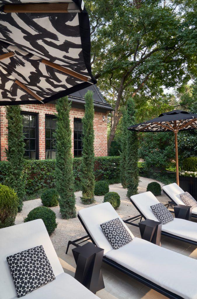 rear landscape and pool deck by melissa gerstle design