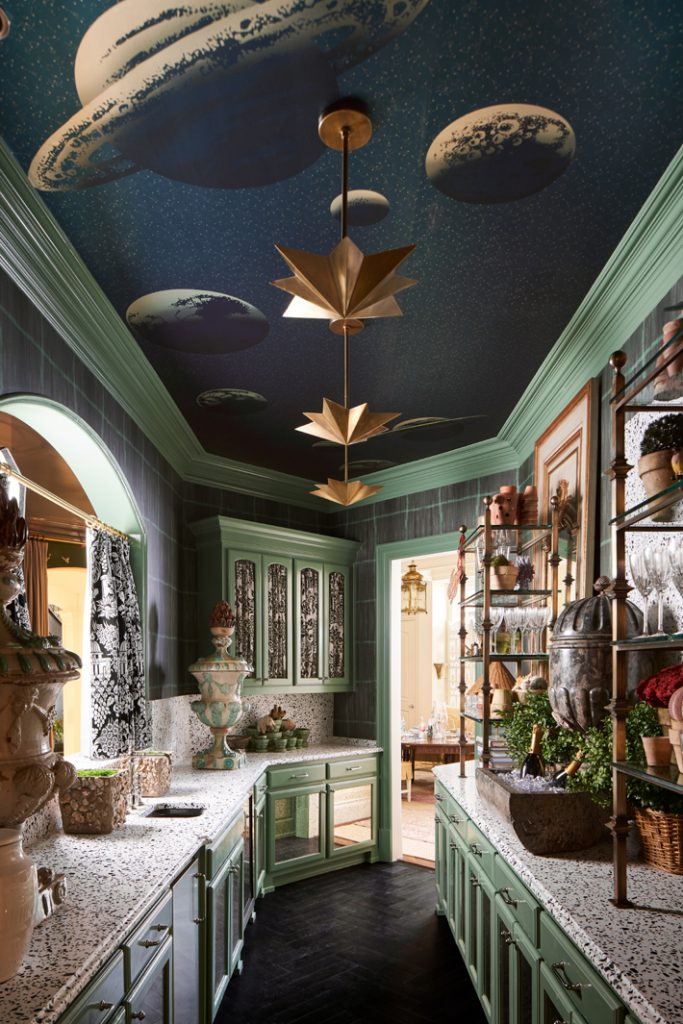 Bar by Sees Design kips bay decorator show house dallas 2020