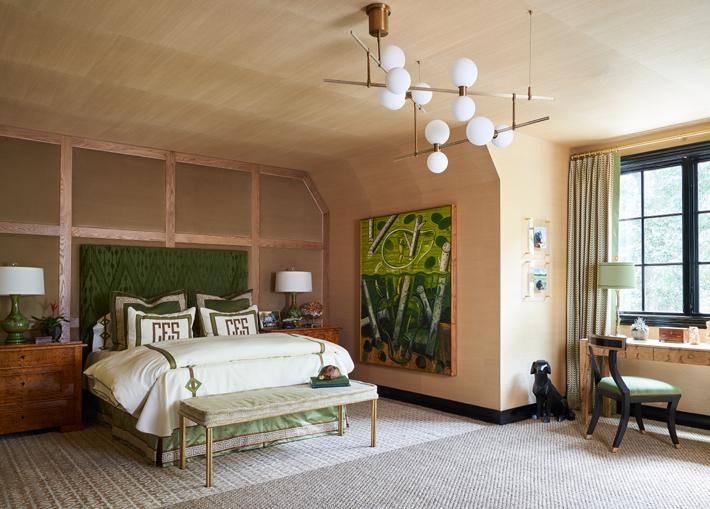 Son's Bedroom by Trish Sheats Interior Design kips bay decorator show house dallas 2020
