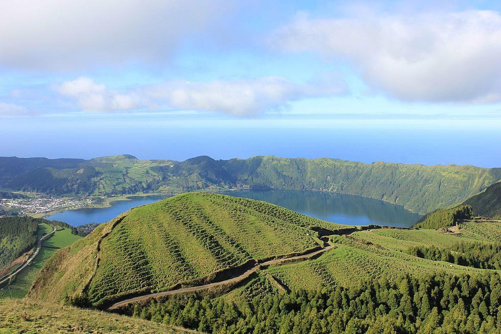 Mata do Canário Trail, Sete Cidades, São Miguel Island, Azores, Portugal, Photo by Ravi Sarma