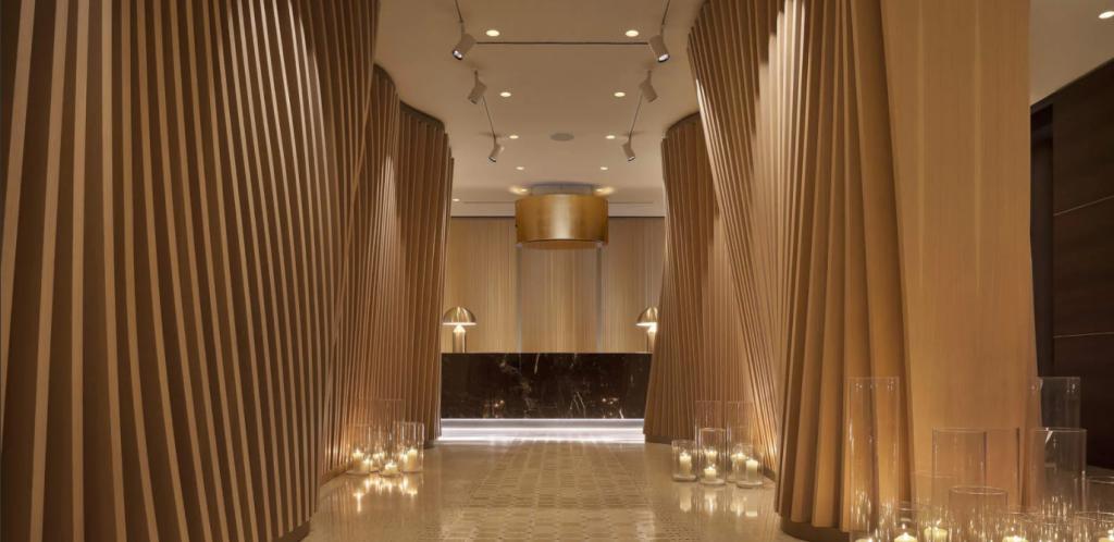 Lobby at ME Milan - Il Duca