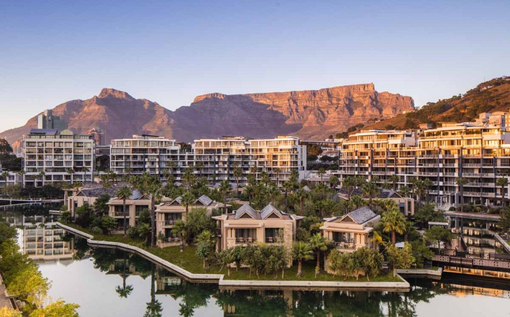One&Only Cape Town, South Africa brought to life by Dennis Fabian & Berman, Ruben Reddy, Adam D. Tihany, Nobu, Bastien Gonzalez