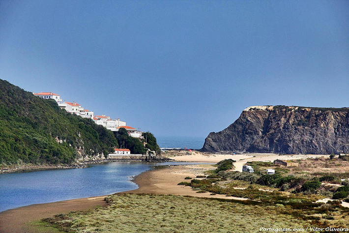 places to visit in portugal Praia de Odeceixe, Photo by Vitor Oliveira from Torres Vedras
