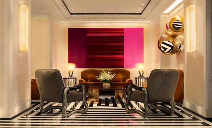 The Mark Lobby Sitting Room - Photo Credit Francesco Tonelli