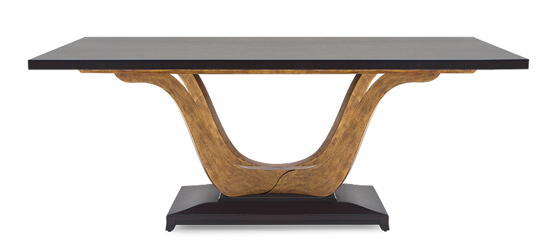 Une Fontaine I dining table