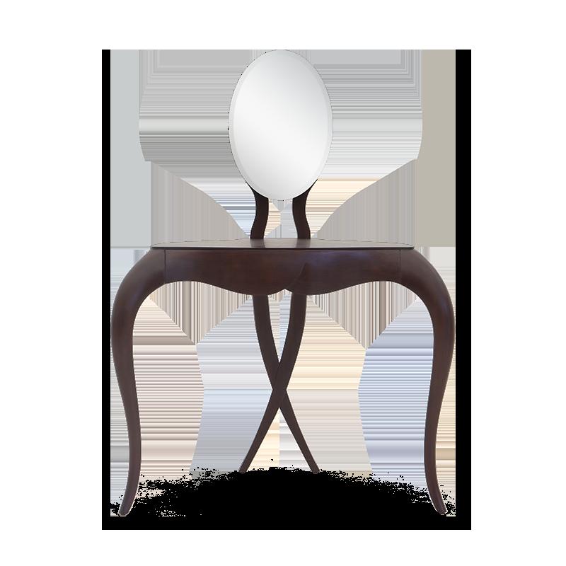 vanity fair table