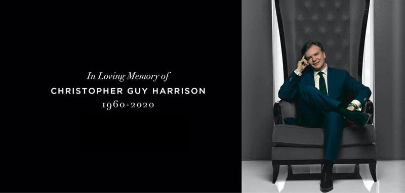 christopher guy luxury design legend