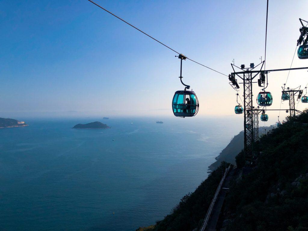 Ocean Park, Hong Kong. Photo by Yuhan Du.