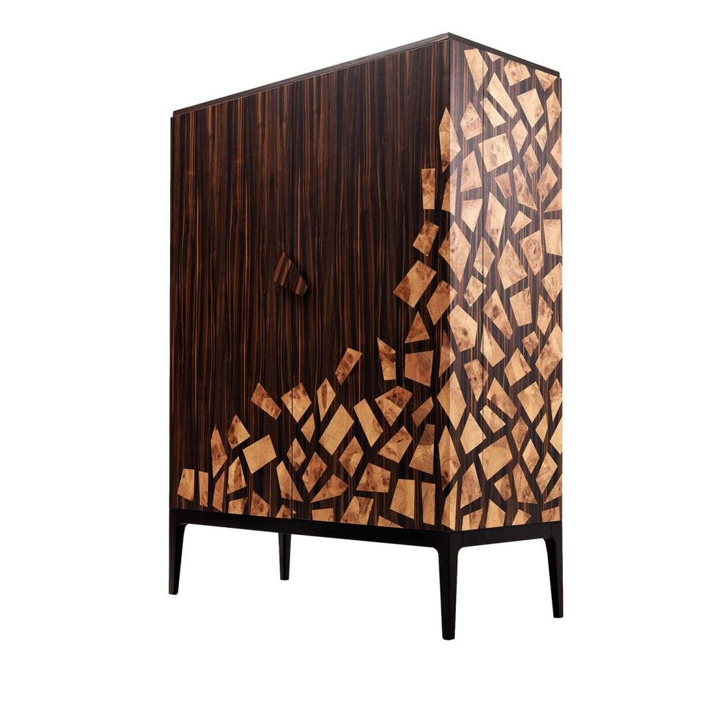 luxury home bar cabinets - Zarafa Bar Cabinet by Grilli