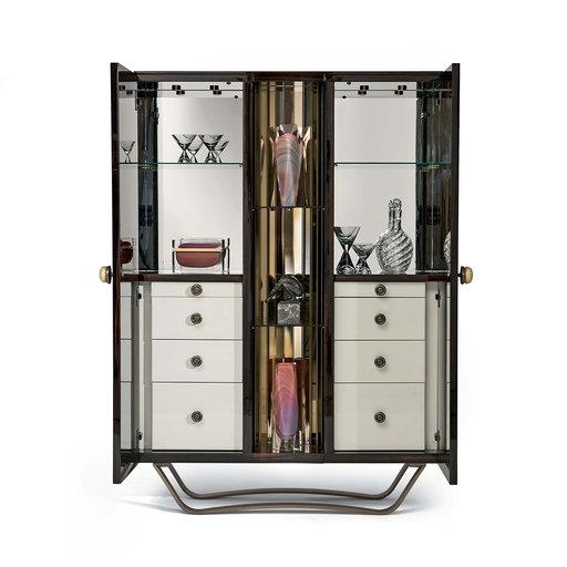 Pantelleria Bar Cabinet by Minotti Collezioni