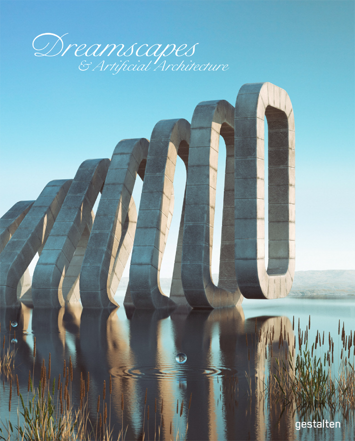 dreamscapes & artificial architecture book cover