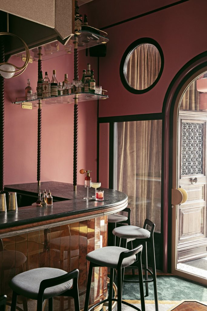 Experimental Cocktail Club by Cristina Celestino. (Photo by Karel Balas)