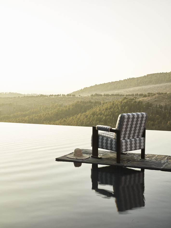 SOL Outdoor Armchair by FBC London