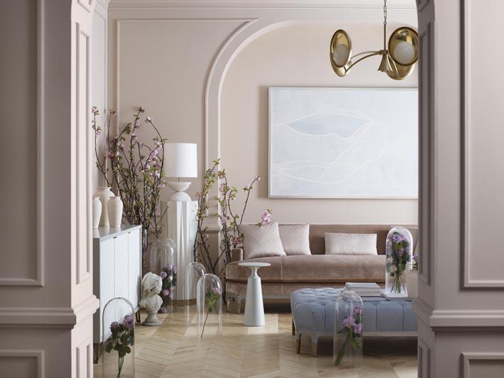 designer home decor Jean-Louis Deniot for Baker Furniture