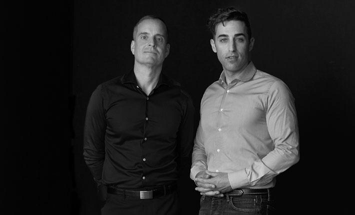 Joshua Rose & Rafael Kalichstein form design studio