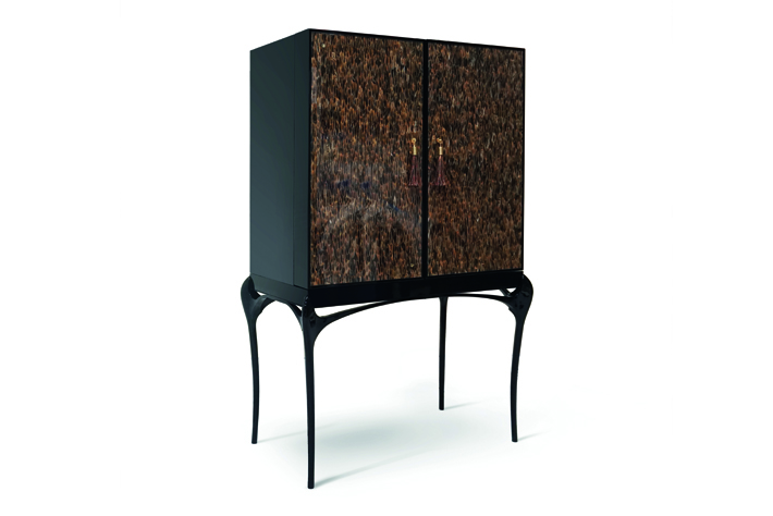 luxury home bar cabinets Temptation Bar Cabinet by KOKET