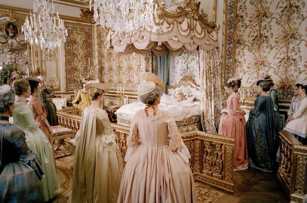 Marie Antoinette, 2006 set design interior movies