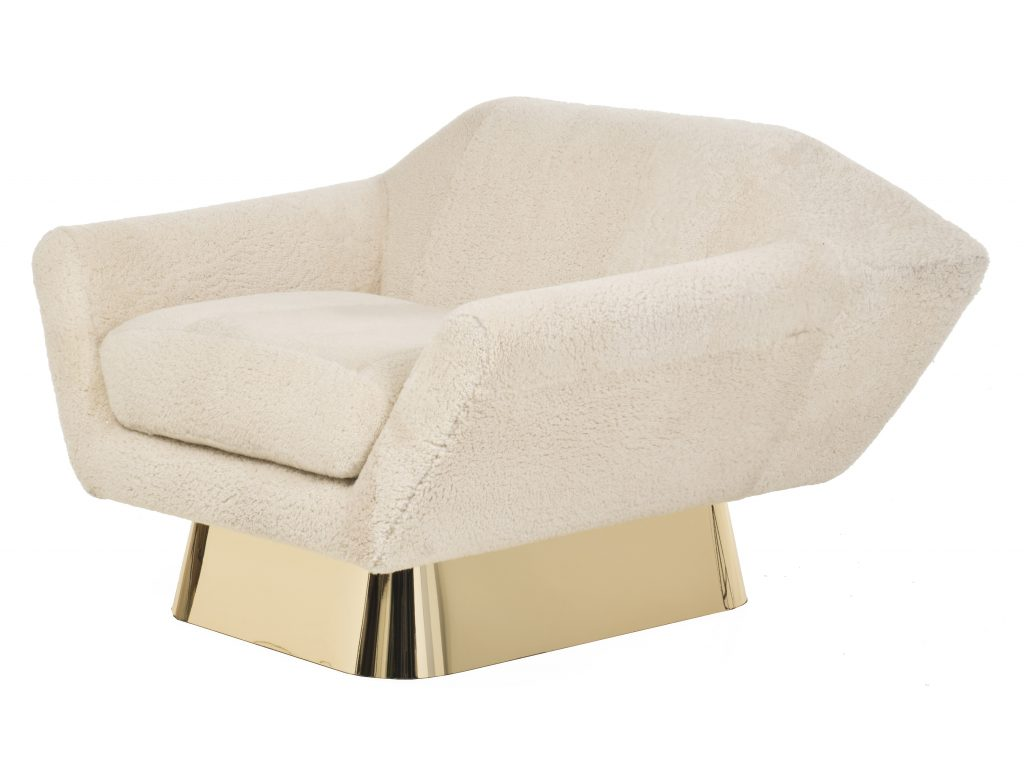 designer home decor KOUMAC armchair – Fauteuil KOUMAC Thierry Lemaire