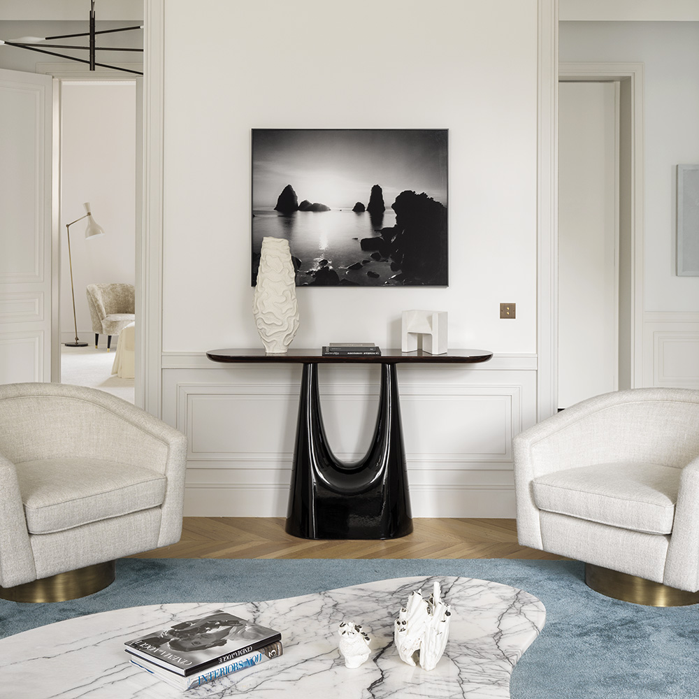 designer home decor by damien langlois-meurinne the invisible collection