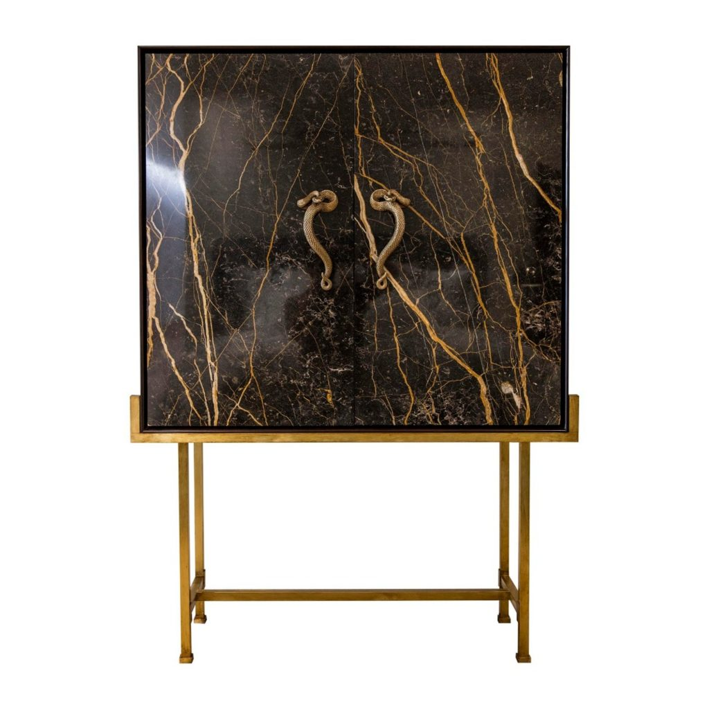 Dionisio Bar Cabinet by Massimiliano Giornetti for Fiammetta V from The Culture of Art