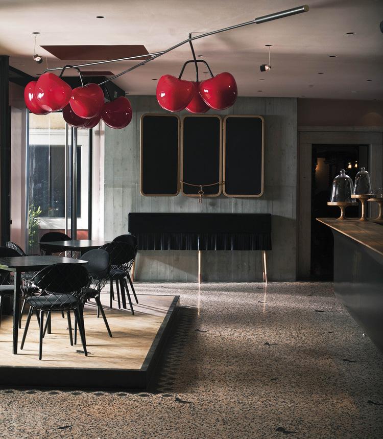 designer home decor nika zupanc interior with cherry chandelier