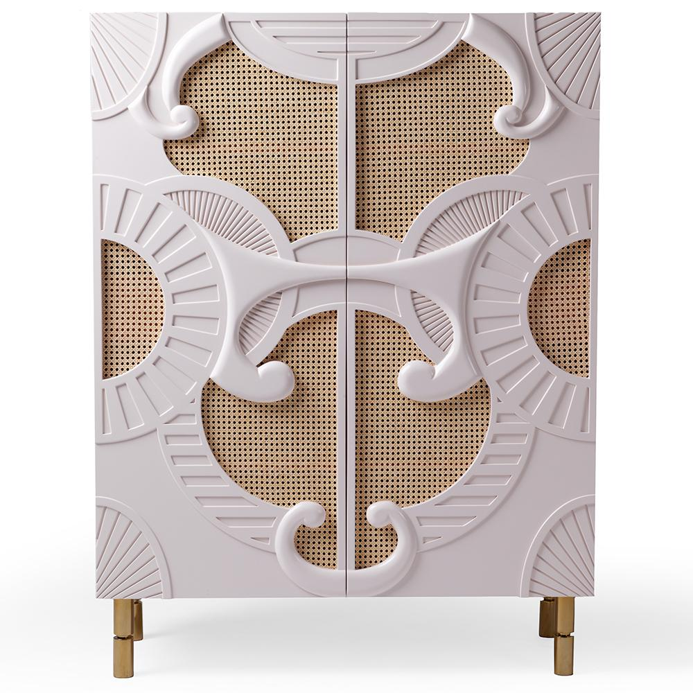 luxury home bar cabinets - Traje de Luces Bar Cabinet by Dooq