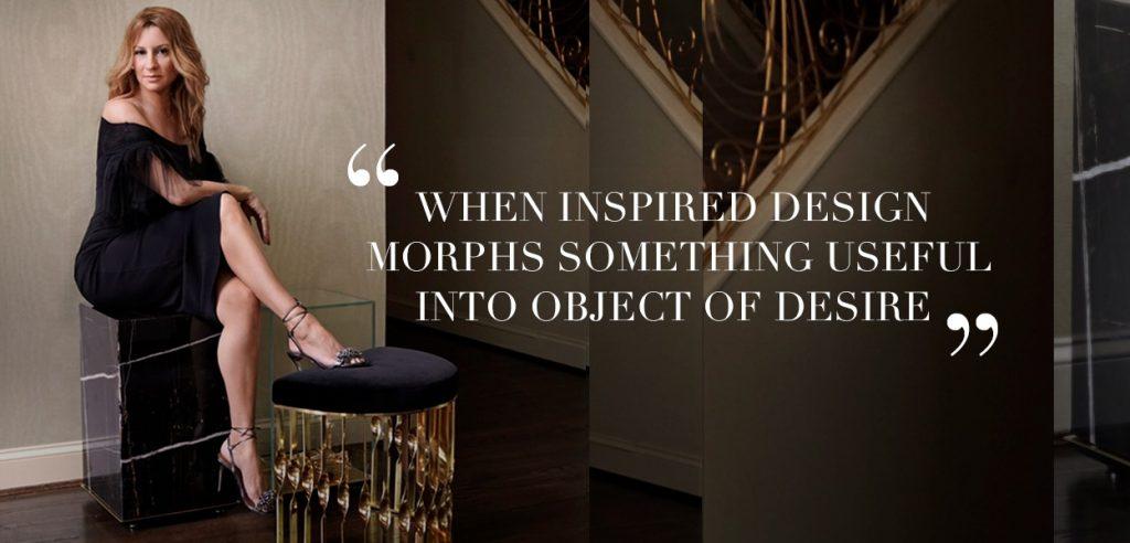 janet morais founder of designer home decor brands koket, kk by koket, demorais international and my object of desire