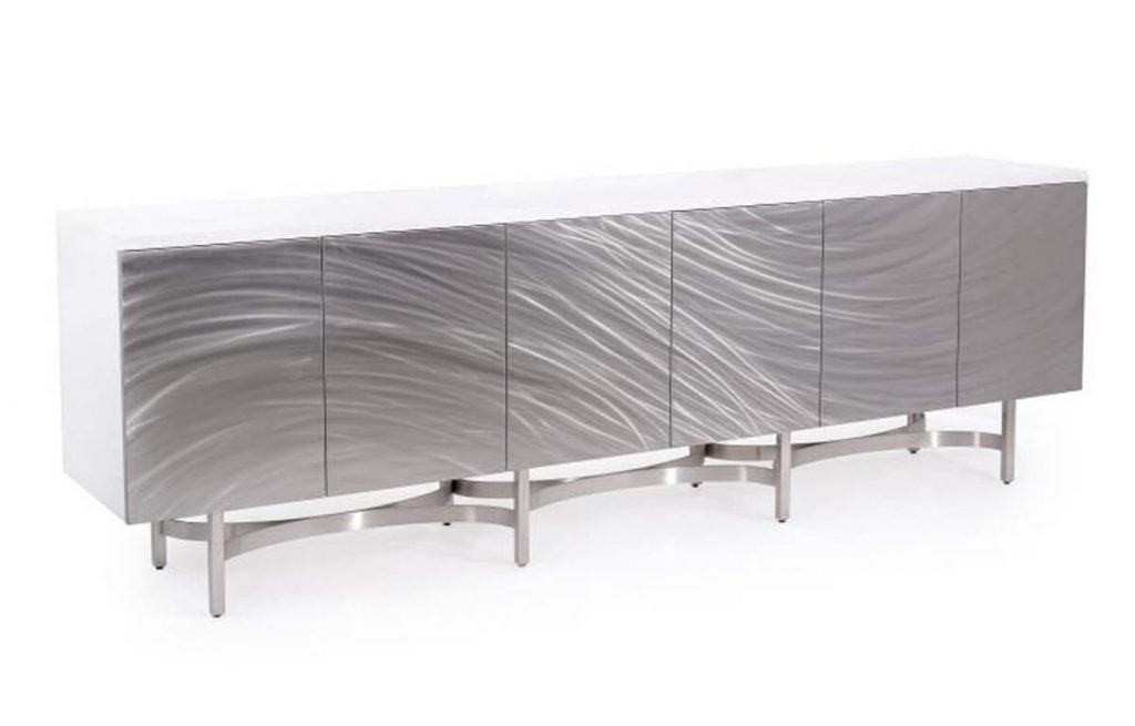 Azure Sideboard by John-Richard high point market fall 2020 style spotters