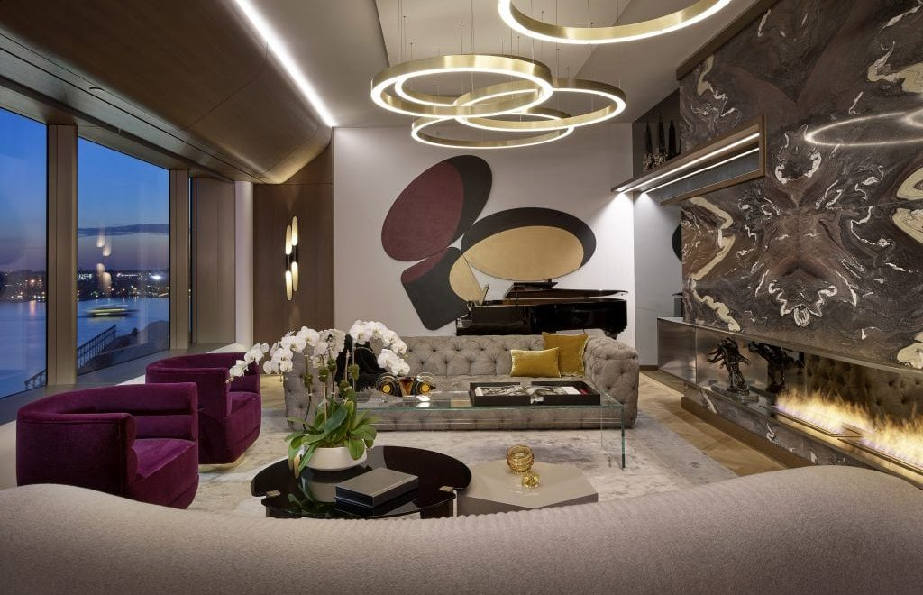 upper east side luxury living room design by pepe calderin